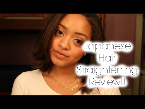 My hair story | Japanese Hair Straightening Review
