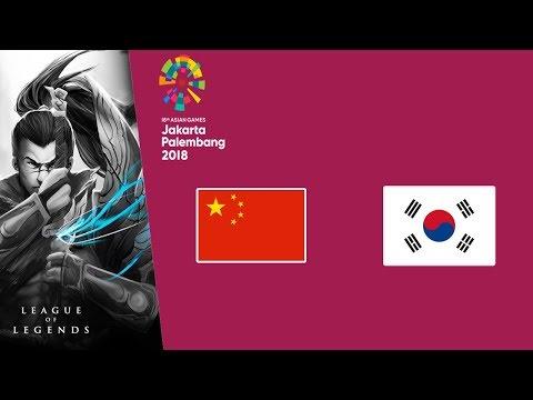Chung kết Liên Minh Huyền Thoại (LOL) ASIAD 2018 | VTC Now - Thời lượng: 3:52:51.