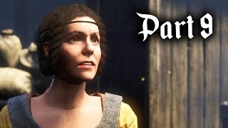 Kingdom Come Deliverance Gameplay Walkthrough Part 9 - THE HUNT BEGINS (Full Game)
