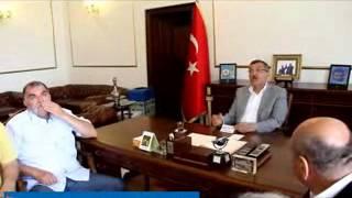 Zeytinburnu 1953 Amatörler Birliği Başkan Aydın'ı Ziyaret Etti