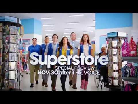 Superstore NBC Trailer #3