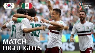 Video Korea Republic v Mexico - 2018 FIFA World Cup Russia™ - Match 28 MP3, 3GP, MP4, WEBM, AVI, FLV September 2018
