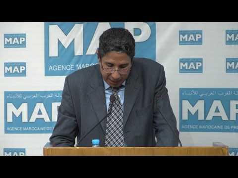 المفكر المغربي الكبير محمد سبيلا ضيف المنتدى الثقافي لوكالة المغرب العربي للأنباء