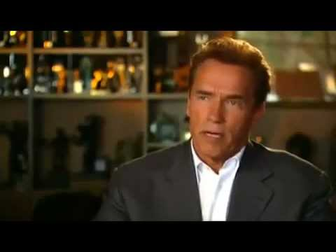 Arnold Schwarzenegger's Keys To Success