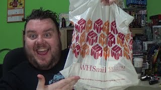 """TOY HUNT Vlog: Walking Dead Negan Neca, New Marvel Comics & Much Much More!! - hey guys its me your host SUPERSORRELL and tonight I am toy hunting!! my package finally arrived its THE WALKING DEAD action figure of NEGAN by NECA 7'' scale figure its the bloodied version which i believe is wallmart exclusive. I share some more SAN DIEGO COMIC CON Exclusive news with STAR WARS THE BLACK SERIES REY and LUKE JEDI MASTER! very excited to be seeing these two and also DC MULTIVERSE Justice League action figures BAF WAVE very excited to see these too! also in DISNEY STORE i get to see the SPIDER-MAN HOMECOMING SPHERO action figure which is interactive it looks awesome! I show you my awesome COMICS ive chosen from the UK Comics Collection by MARVEL and DC these are the 100 page collectors edition. I also show you guys an update of whats going on at TOYS R US and DISNEY STORE. I also go to SHEFFIELD MEADOWHALL for a little shopping too! its an awesome haul! hope you enjoy this haul with plenty of CIVIL WAR II comics. Please Subscribe and Support the channel!! https://www.youtube.com/channel/UC23U4jpP2BAw8uxaH4Zwh8g?sub_confirmation=1 Fan Mail *********SUPER SORRELL, PO Box 267, Pontefract, WF8 8DHMy Links*********Business Enquiries: Supersorrell@live.co.ukInstagram: https://www.instagram.com/supersorrellTwitter: https://twitter.com/supersorrellFacebook Page: https://www.facebook.com/supersorrell Website: http://www.supersorrell.co.ukAbout Me********Hey guys its me your host SUPERSORRELL and this is my channel, I am an action figure toy collector and enthusiast. I am an out of box collector and my channel tagline is """"i unbox it, so you dont have to"""" I like to collect action figures from my favourite franchises including STAR WARS, DC COMICS & MARVEL but from time to time expect some awesome throwbacks to my child hood favourite movies from the 70s-90s including NECA products like Alien Predator, Last Action Hero, Terminator, Rocky, Planet Of The Apes, Transformers, Teenage Muta"""