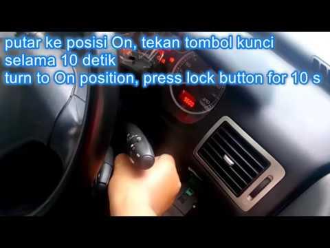 Peugeot 307 Key Programming  photos