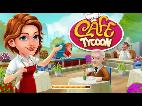 Cafe Tycoon – Cooking & Restaurant Simulation Game (by AppOn Innovate) - Android / IOS Gameplay