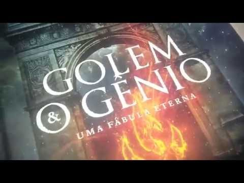 Review - Livro Golem e o Gênio