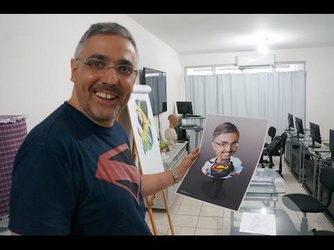 Braço direito de Maurício de Sousa, Sidney Gusman estará em Campinas neste sábado (13)