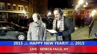 16th Annual Antonina's New Year's Eve Ball Drop .::. Seneca Falls, NY .::. 12/31/14
