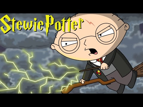Family Guy Parody of Harry Potter 829830100751007232