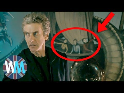 Top 10 Doctor Who Easter Eggs