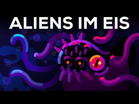 Aliens unter dem Eis - Leben auf Einzelgängerplaneten