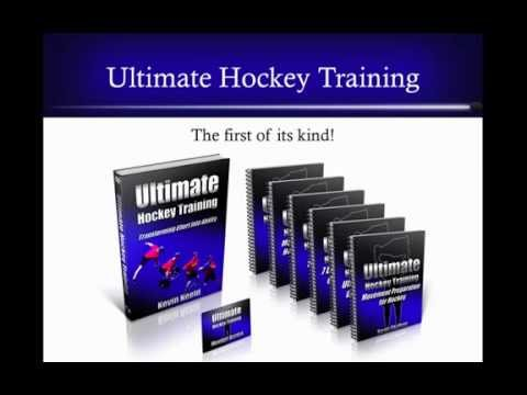 Ultimate Hockey Training: Off-Ice Hockey Training Program Design