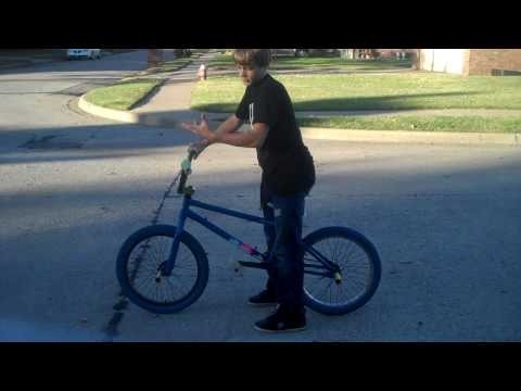 how to do a bunny hop - Please comment and rate. Please check out our other videos. Please check out dkbicycles.com and there 2010 bikes and parts. This is a fun trick and used a lo...