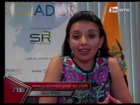 Stockhmolm Junior Water Prize of Ecuador 2019 convocatoria para concurso