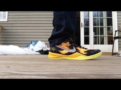 Kobe 8 System Sulfur Review + On Feet HD
