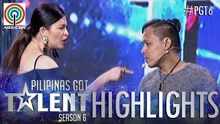 Video Pilipinas Got Talent: Angel, nakipagtagisan ng galing sa pag arte kay Michael MP3, 3GP, MP4, WEBM, AVI, FLV Oktober 2018