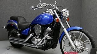 7. 2007  KAWASAKI  VN900 VULCAN 900 CUSTOM  - National Powersports Distributors