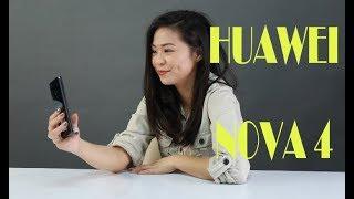HUAWEI NOVA 4, Hole-Punch Display! - Gearbest