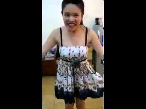 Hot girl hát nhép + múa vũ đạo roflmao nghệ thuật ko tưởng