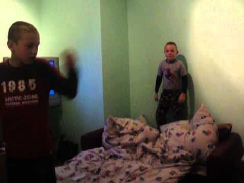 Co dzieci robią w domu, czyli ferie 2009
