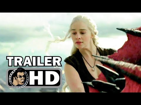 GAME OF THRONES Season 1-7 Recap Trailer (HD) Emilia Clarke HBO Series