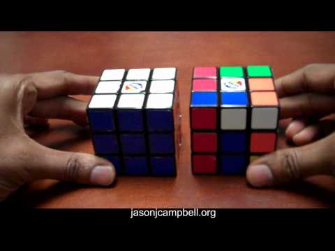 Different way to Solve the Rubik's Cube: Inverse Orientation Solve