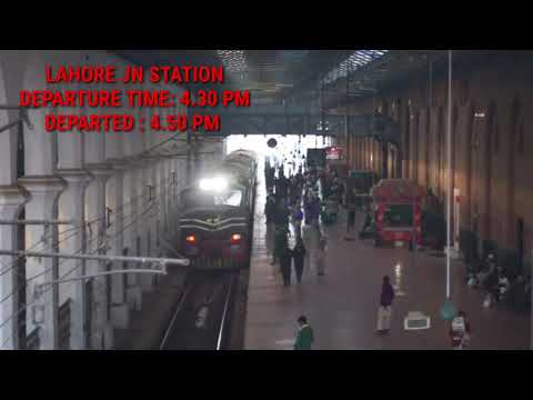 LAHORE TO KARACHI BY TRAIN | PAKISTAN BUSINESS EXPRESS 34 DN | AN HONEST REVIEW