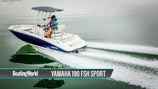 6. Yamaha 190 FSH – Boat Test