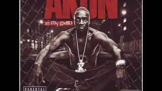 Akon - Locked Up (with lyrics)