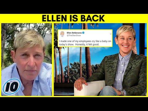 Should We Accept Ellen's Apology?