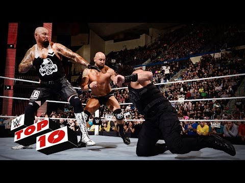Video Top 10 Raw moments: WWE Top 10, April 25, 2016 download in MP3, 3GP, MP4, WEBM, AVI, FLV February 2017