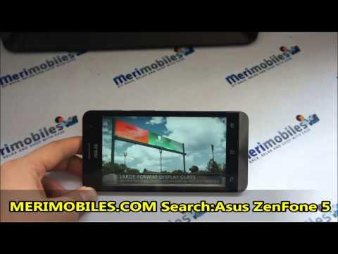 Asus ZenFone 5 Intel Z2560 Dual Core 2GHz 5.0 Inch 2GB/16GB Dual Sim Dual Standby Smartphone