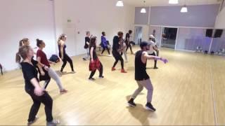 Cours de danse Hip Hop avec Adrien Vexus Larrazet