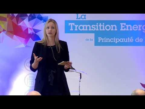 """At the Heart of Energy Transition"": Speech by Jessica Sbaraglia"