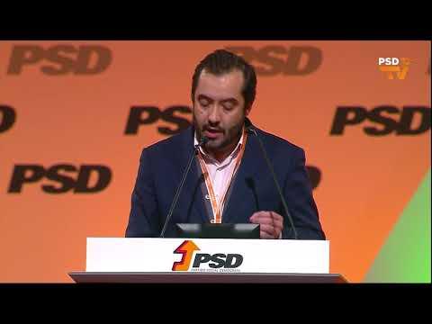 37º Congresso PSD - Intervenção de Brandão de Almeida
