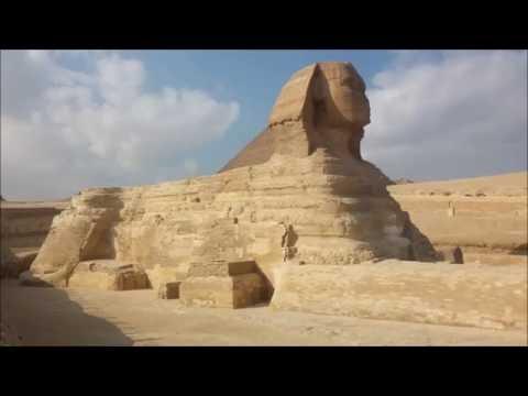 Cairo to Addis Ababa - Part 1: Egypt