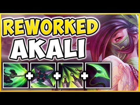 Hé lộ hình ảnh hiệu ứng và bộ kỹ năng mới của Akali thumbnail