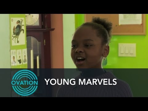 Young Marvels - 8 Years Old and 8 Languages