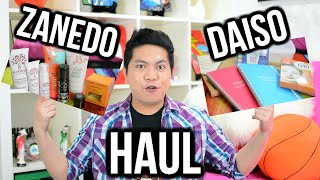 Today, I am going show you a haul video for the stuff I received from my Zanedo Dubai monthly subscription box and those stuff I bought from Daiso.Click below link if you want to check and subscribe to Zanedo monthly subscription box.http://www.zanedo.com/Where to find Daiso in UAE? Click the link below to find out.http://www.daisoglobal.com/store/list/?c_id=C0008Previous Video : https://www.youtube.com/watch?v=c7c7cDyT41oThank you for watching!This Channel is all about my mixed ideas. Vlogs. Lifestyle. Skin Care. Hauls. Travel. Food. Product Review. DIY. Demo. Etc.Come and join me to the evolution of my Mixed Ideas!Please SUBSCRIBE & Follow Me :)JoeMixed Blog Site : http://joemixed..com/JoeMixed Facebook Page : https://www.facebook.com/joemixedJoeMixed Instagram : http://instagram.com/joemixedFor business inquiries : joemixed01@gmail.com