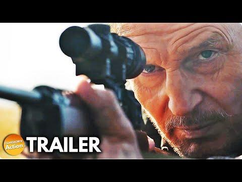 THE MARKSMAN (2021) Trailer   Liam Neeson Action Thriller Movie