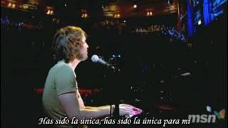 GOODBYE MY LOVER - James Blunt (Subtitulado en Español)