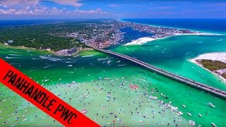 Crab Island, Destin Florida - Panhandle PWC