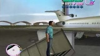 Video GTA vice city: how to get a plane - (GTA vice city plane) MP3, 3GP, MP4, WEBM, AVI, FLV Agustus 2018