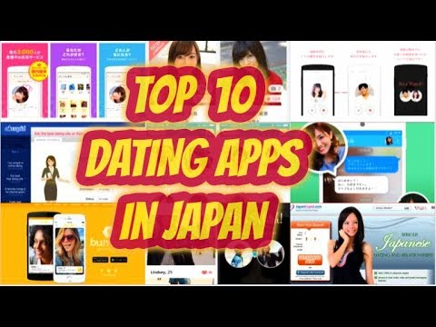 TOP 10 DATING APPS in JAPAN 2018 | JAPANESE GIRLS EVERYWHERE (видео)