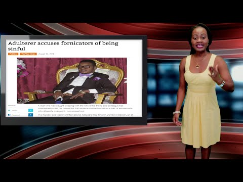 Ghana: Bishop Obinim Who Impregnated Another Pastor's Wife, Flogs Teenagers For Premarital Sex
