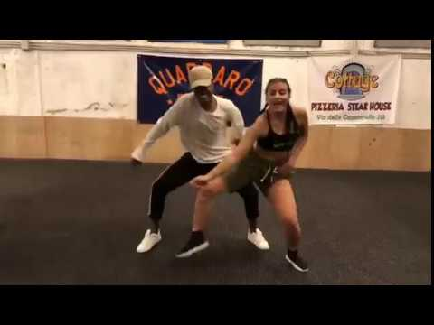 Maleek Berry - Sisi Maria (Dance Video) - Mariam Alessio & Eguert Isasi