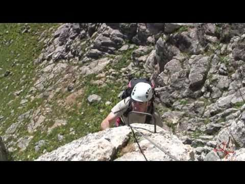 Der Klettersteig von Antequera