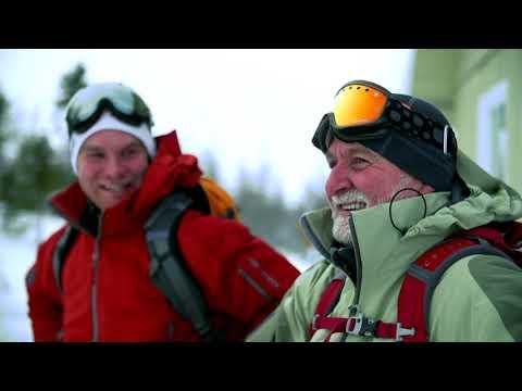 Séjour hivernale - Gîte du Mont-Albert